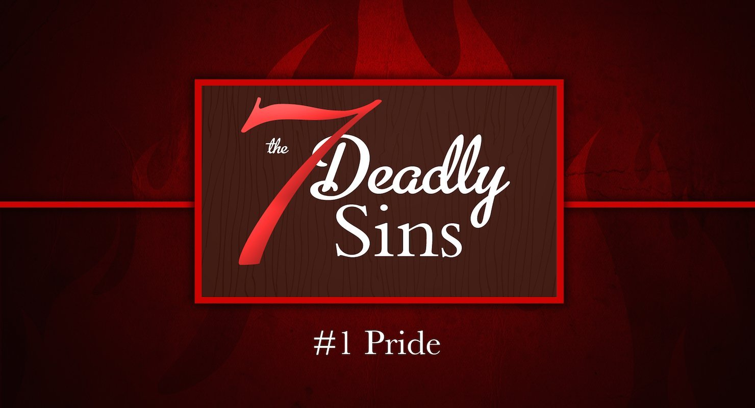 pride the most deadly sin The great sin by harold vaughan — 6 years, 1 month ago the snare of pride is a deadly peril to which new converts should never be willfully subjected.