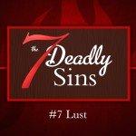 7 Deadly Sins: #7 Lust